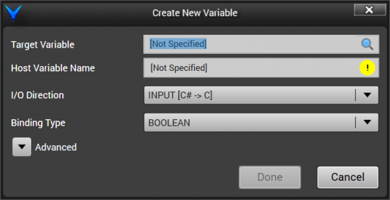 Create new variable